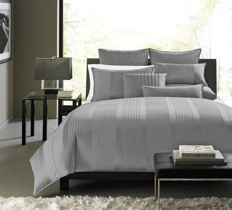 modern bedding ideas contemporary bedroom decorating ideas with satin grey