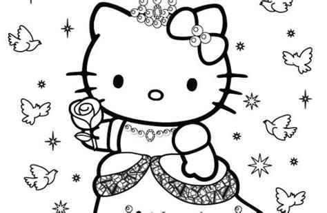 imagenes hello kitty para pintar dibujos para colorear hello kitty cumplea 241 os dibujos