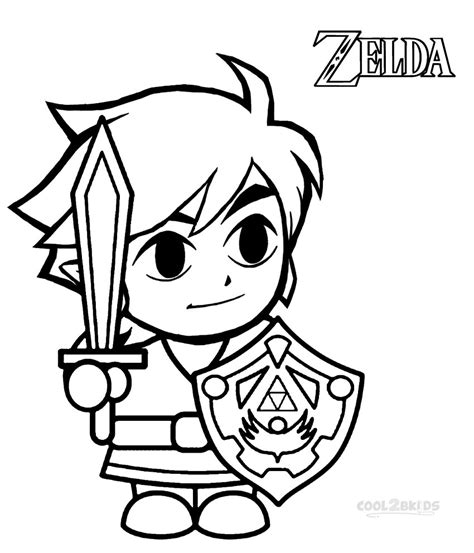 zelda coloring pages printable printable zelda coloring pages for kids cool2bkids