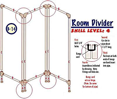 Pvc Room Divider Shed Plan Guide To Get Reader S Digest Diy Projects