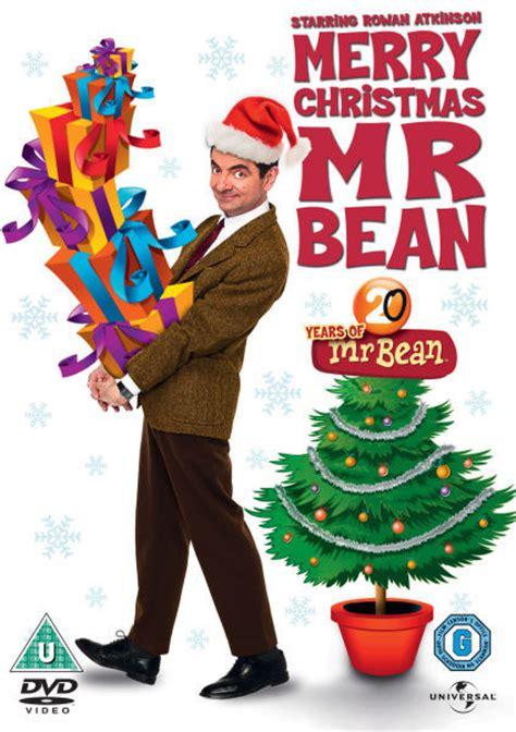 bean merry christmas  bean dvd zavvicom