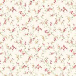 shabby chic floral wallpaper caramel m0761 cosy posy miniature floral shabby