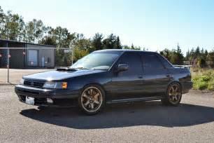 Subaru Turbos Update 4 1991 Subaru Legacy Turbo Project Car