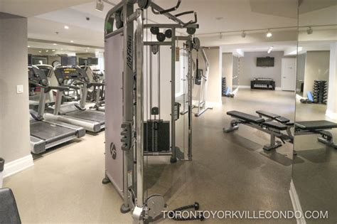 steam room after workout leased two bedroom two bath condo with parking at 99 avenue road 1007 toronto yorkville condo