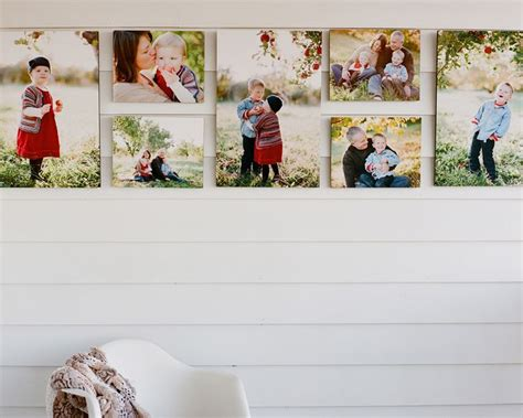 layout canvas canvas photo wall layout ideas and galleries