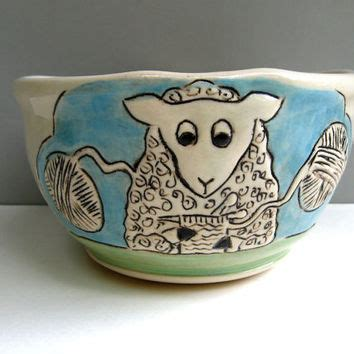 Shaun The Sheep Soup Salad Bowl best pottery soup bowl products on wanelo