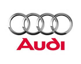 Audi Symble Car Company Logos And Their Brand Names