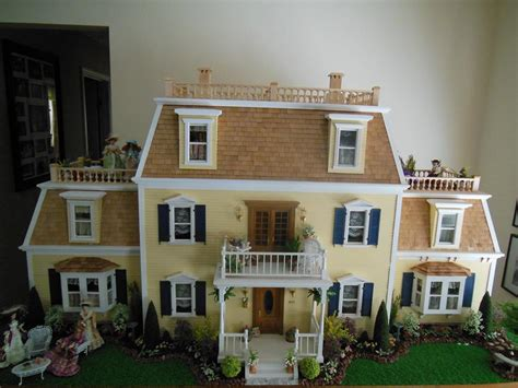 building doll houses september 2014 archives building dollhouses with real