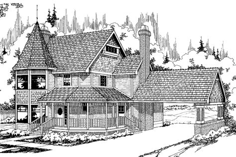 victorian house plans gibson    designs