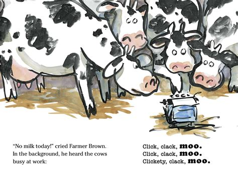 click clack moo i you a click clack book books click clack moo book by doreen cronin betsy lewin