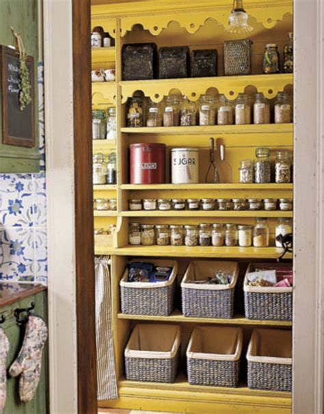 Kitchen Pantry Storage Ideas 10 Inspiring Pantry Designs Tinyme