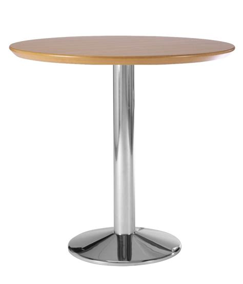 circular breakout and dining tables