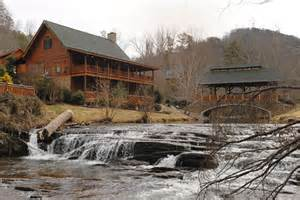 pigeon forge cabin fireside chalet and cabin rentals