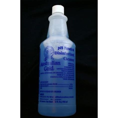 Mattress Disinfectant by Australian Gold Disinfectant Cleaner Concentrate