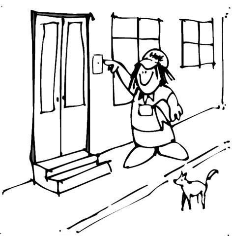 imagenes animadas tocando la puerta te acordas seguro q si recuerdos de la infancia taringa