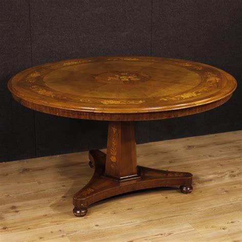 tavolo inglese tavolo inglese in legno intarsiato
