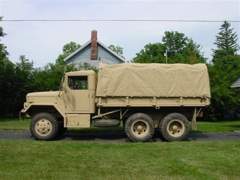military jeep tan u s army m35a2 duce and a half cargo tan combat