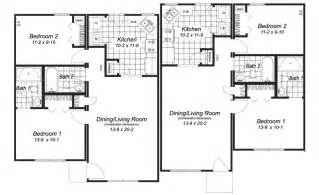 Manufactured Duplex Floor Plans Alfa Img Showing Gt Economical Duplex Plans