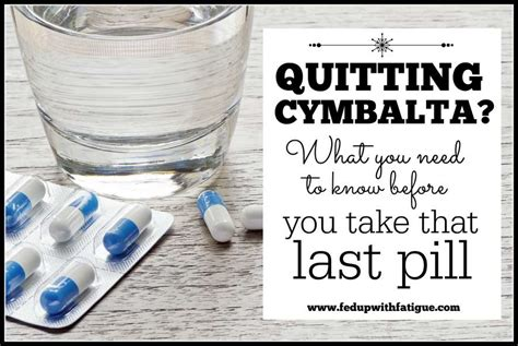 Best Way To Detox From Cymbalta by This Week S Fibromyalgia And Me Cfs News Week Of Sept 28