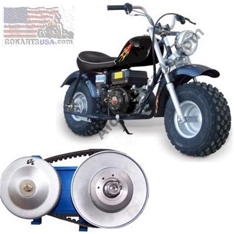 tc2 torque converter | mini bike | baja | warrior