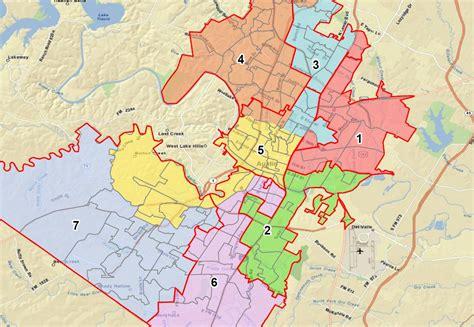 texas isd map school board to discuss redistricting process monday kut