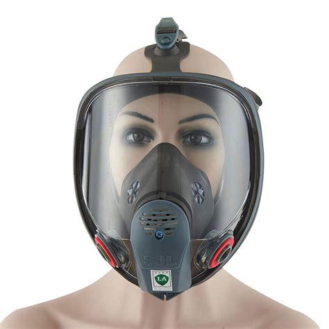 Baoweikang Masker Gas Respirator holulo organic vapor respirator respiratory protection gas m
