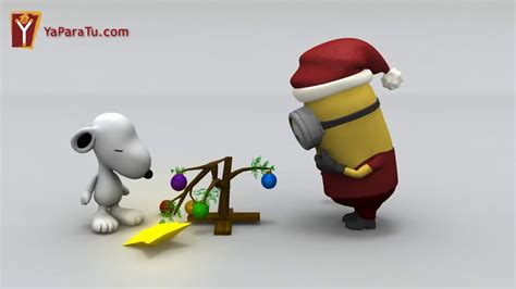 minions christmas youtube