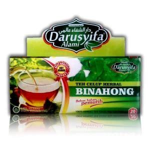 Teh Celup Herbal Detox Ginjal Darusyifa 1 darusyifa teh celup binahong alzafa store alzafa store