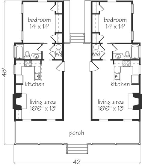 dog trot style floor plans dogtrot william h phillips southern living house plans