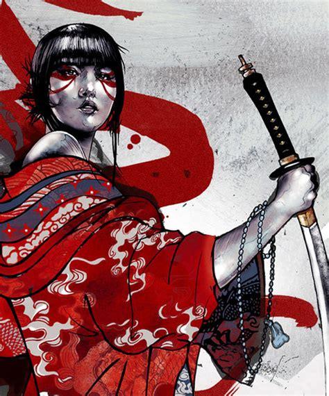 tattoo geisha katana 25 beautiful exles of geisha artworks geishas geisha