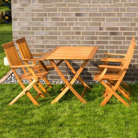 tavoli e sedie da giardino in legno tavolo e sedie con braccioli da giardino in legno pieghevoli