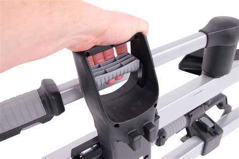 thule t2 pro 2 bike platform rack 2 quot hitches tilting