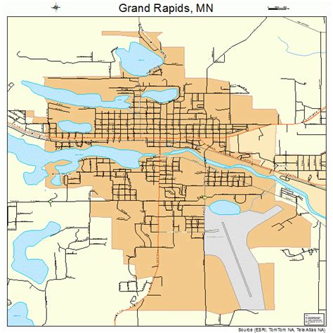 map usa grand rapids grand rapids mn pictures posters news and on