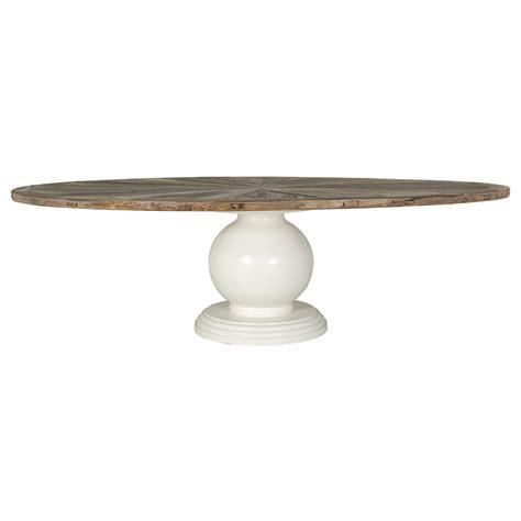 Esstisch Oval by Ovaler Esstisch Massivholz Tischplatte Tisch Oval Im