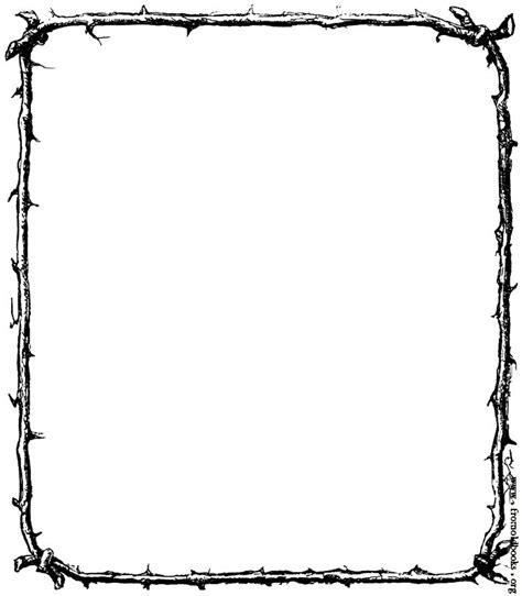 book page border   clip art  clip
