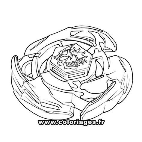 Beyblade Metal Masters Coloring Pages