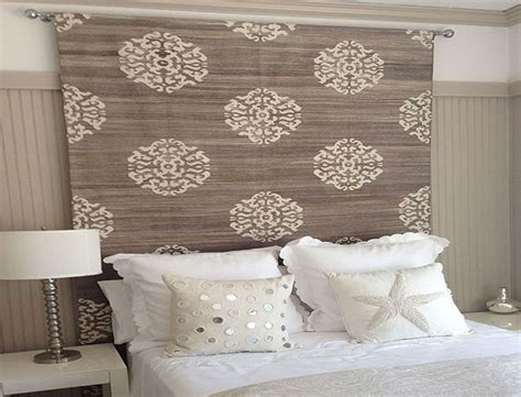 wall hanging headboard ideas headboard ideas 45 cool designs for your bedroom