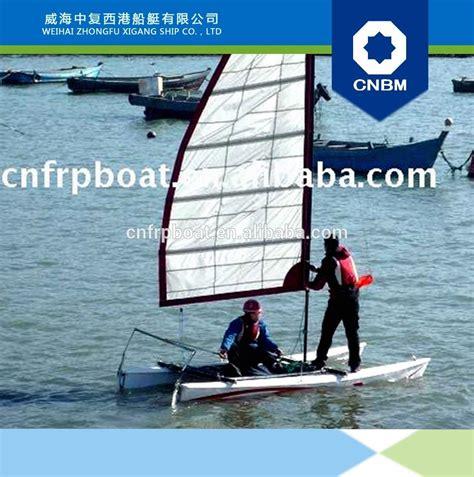fiberglass catamaran hull for sale 4m fiberglass hull material catamaran sailboat for sale