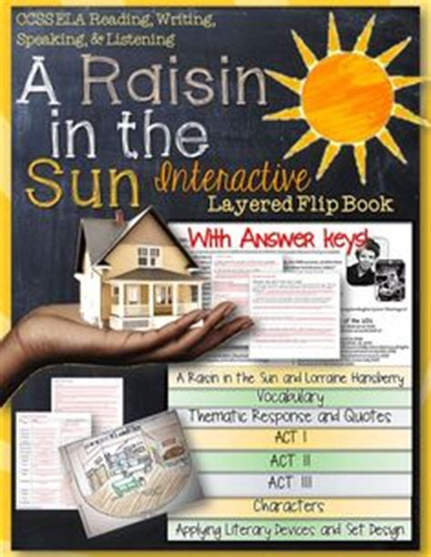 a raisin in the sun theme questions 1000 images about teaching american literature on