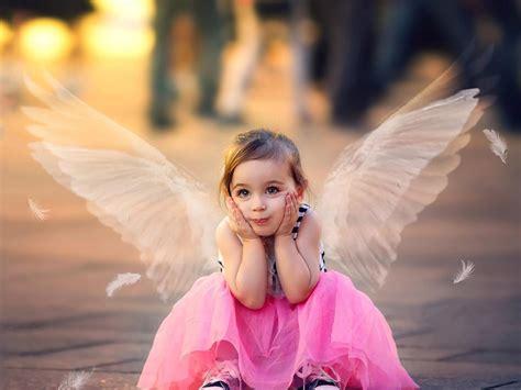 wallpaper girl angel little angel girl gorgeous wallpaper dreamlovewallpapers