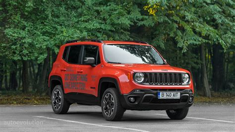 Review Jeep Renegade 2015 Jeep Renegade Trailhawk Review Autoevolution