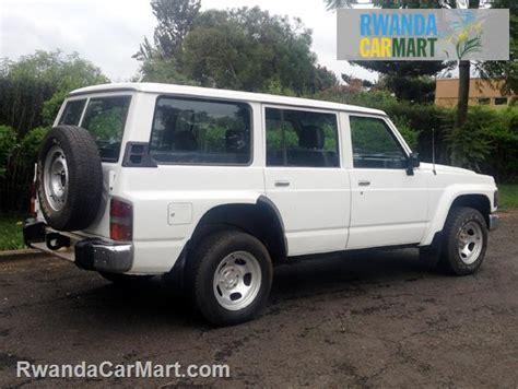 used nissan suv 1995 1994 nissan patrol rwanda carmart