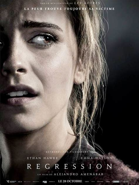 emma watson erster film bande annonce regression ethan hawke et emma watson face