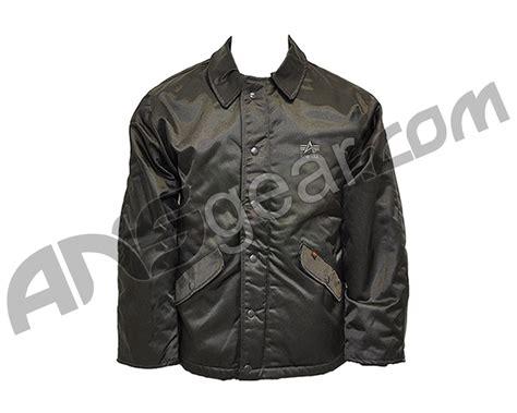 Alpha Industries Deck Jacket Grey