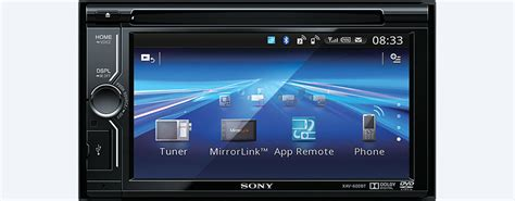 Sony Android Multimedia Player free bluetooth and media player xav 602bt sony us