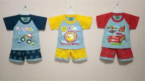Setelan Baju Bayi Laki Laki 3 In 1 baju anak laki laki 3 tahun baju3500