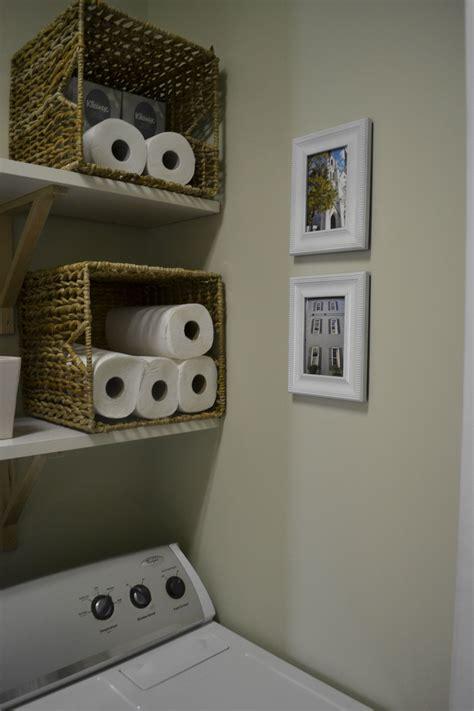 Rak Untuk Laundry desain ruang laundry sederhana