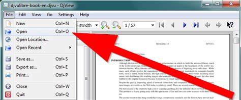 Djvu Format Open | how to open a djvu file 6 steps with pictures wikihow