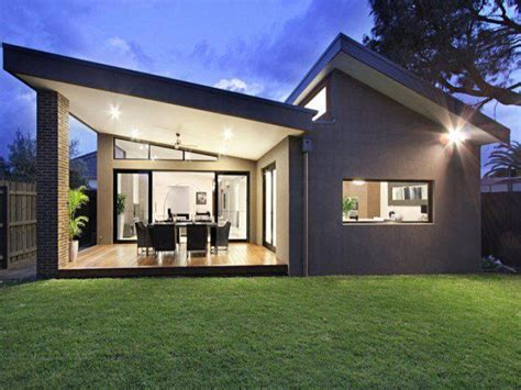 small contemporary house 17 best ideas about small modern houses on pinterest