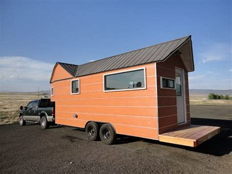 Arizona Tiny House by Arizona Couple Moves Into Tiny Home They Gone From 446283